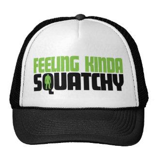 Chapeau de Squatchy de sentiment Casquette