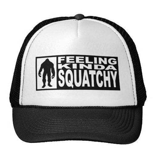 Chapeau de Squatchy de sentiment - conclusion de B Casquette