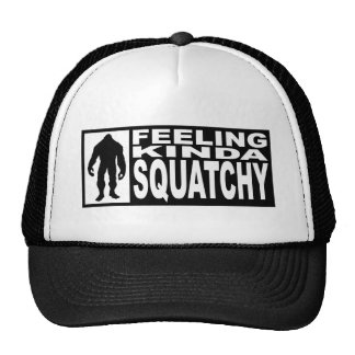 Chapeau de Squatchy de sentiment - conclusion de B Casquettes