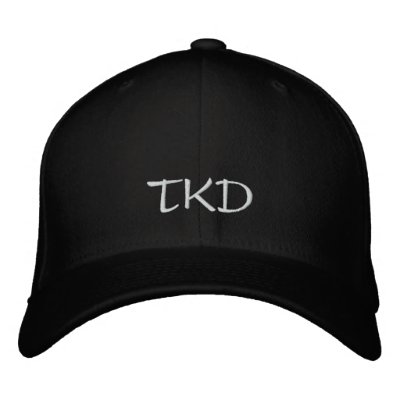 Chapeau de TKD Casquettes Brodées