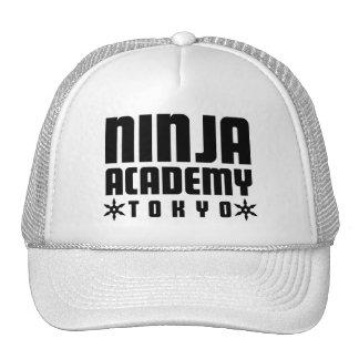 Chapeau de Tokyo d'académie de Ninja Casquettes