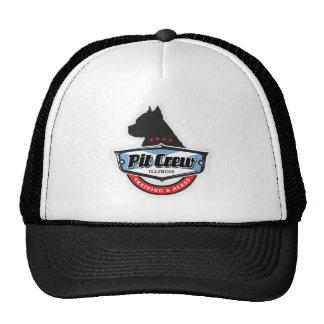Chapeau d'équipe du stand de ravitaillement casquette