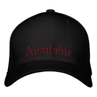 """Chapeau disponible de """"point de repère"""" casquette de baseball"""