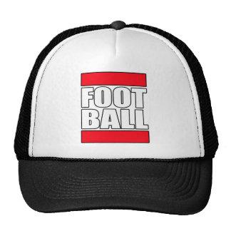 chapeau drôle de passioné du football casquettes de camionneur