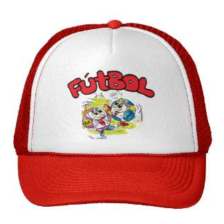 Chapeau du football (espagnol) casquette de camionneur