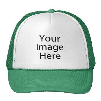 Chapeau fait sur commande de camionneur casquettes de camionneur