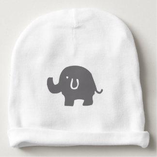Chapeau mignon de bébé d'éléphant de bébé bonnet pour bébé