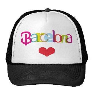 Chapeau mignon de souvenir de Barcelone Casquette