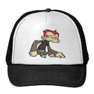 chapeau monky de garçon casquettes