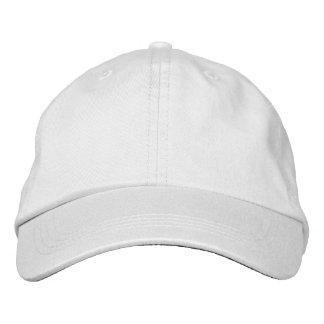 Chapeau réglable brodé par coutume casquette de baseball brodée