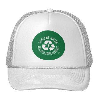 Chapeau vert de Soylent Casquettes De Camionneur