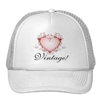 Chapeau vintage casquette