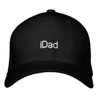 chapeaux de broderie de base-ball d'iDad pour le Chapeaux Brodés