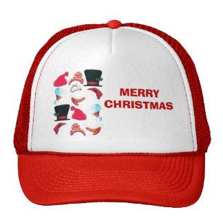 Chapeaux de Noël Casquette De Camionneur