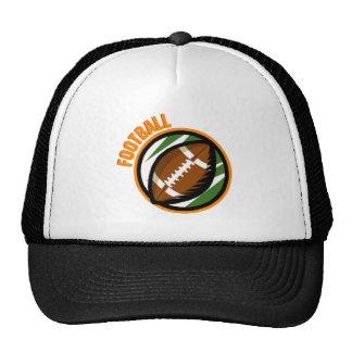 Chapeaux de passioné du football casquette de camionneur
