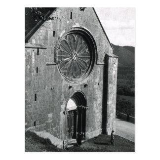 Chapel at Seynes-les-alpes Postcard