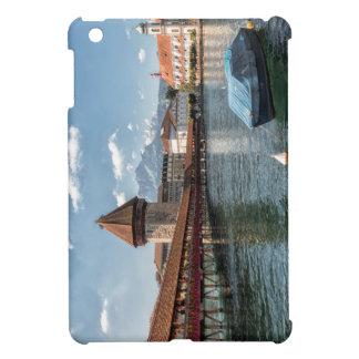 Chapel Bridge Lucerne,switzerland iPad Mini Cases