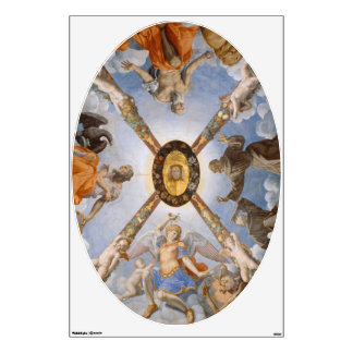 Chapel Ceiling Wall Decal