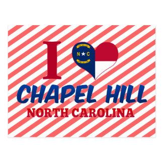 Chapel Hill, North Carolina Postcard