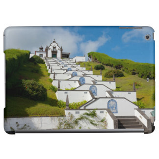 Chapel in Azores islands iPad Air Covers