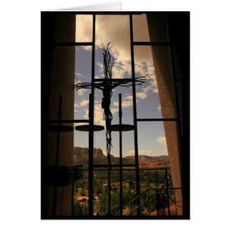 Chapel of the Holy Cross Card