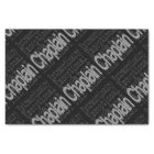 Chaplain Extraordinaire Tissue Paper