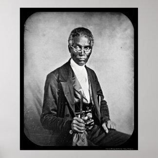 Chaplain Phillip Coker Daguerreotype 1856 Poster