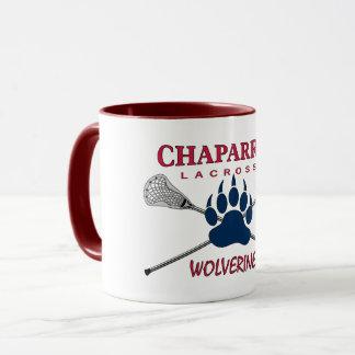ChapLAX Claw Logo 11 oz Mug