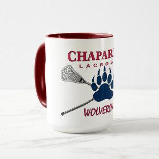ChapLAX Claw Logo 15 oz Mug