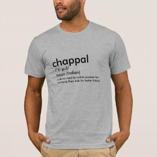 chappal a device desi indian pride t-shirt design