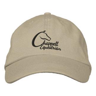 Chappell Equestrian Ball Cap Baseball Cap