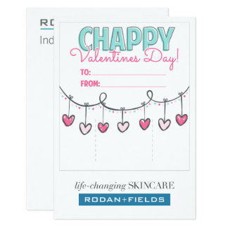 Chappy Chapstick Card for R + F