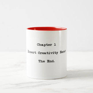 Chapter 1 Mug