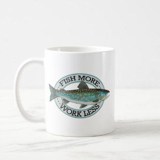 Char Fishing Coffee Mug