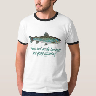 Char Fly Fishing T-Shirt