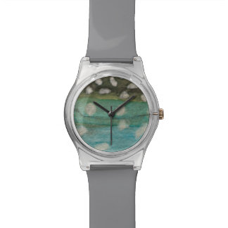 Char Fly Fishing Wrist Watches