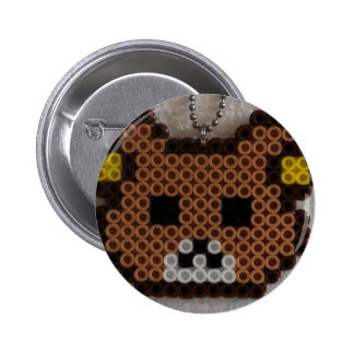 Character 2 Inch Round Button