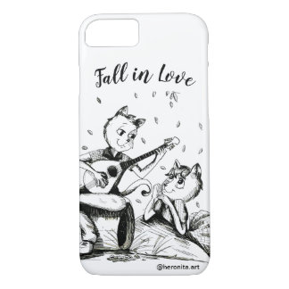 Character Collection - Fall in Love - Case