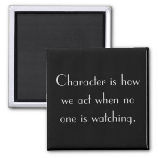 Character Magnet