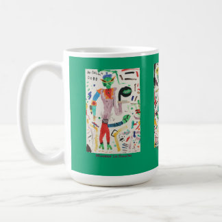 Characters from the imagination of Brian Dodd Coffee Mug