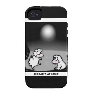 Charades at Night iPhone 4/4S Cover