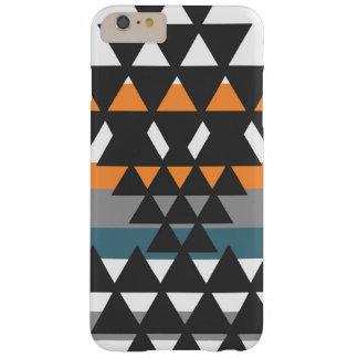 Charcoal Aztec Phone Case