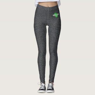 Charcoal Campaign Leggings