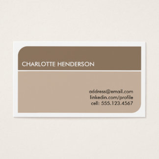 Charcoal grey smart student employment resume card