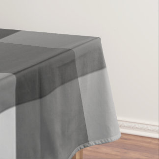 Charcoal Multicolor Tablecloth by Janz