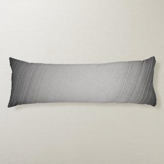 Charcoal Stitch Body Pillow