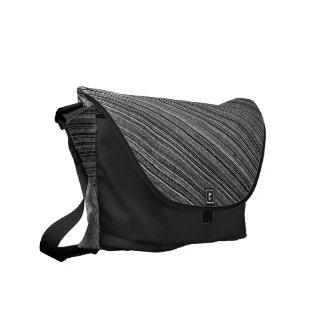 Charcoal Stitch Commuter Bag