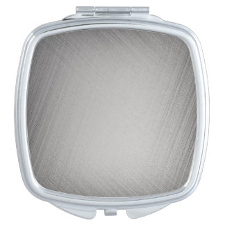Charcoal Stitch Mirror For Makeup