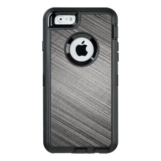 Charcoal Stitch OtterBox Defender iPhone Case