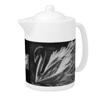 Charcoal Swan